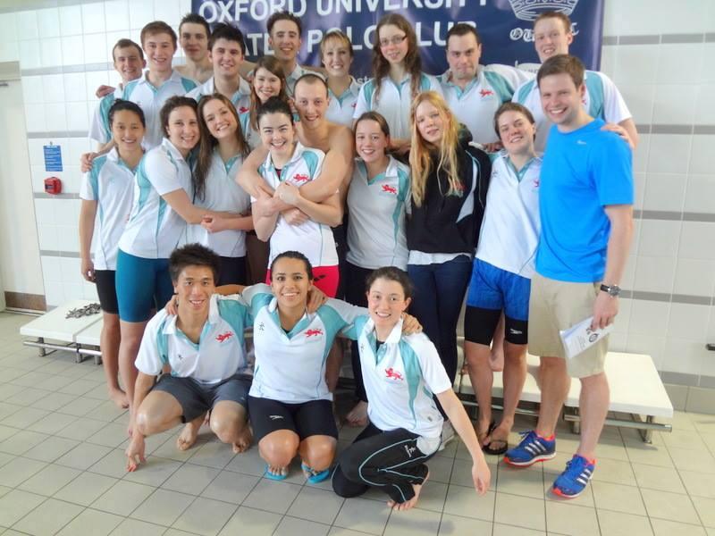 Introducing Cambridge University Swimming Blue Bird Cambridge