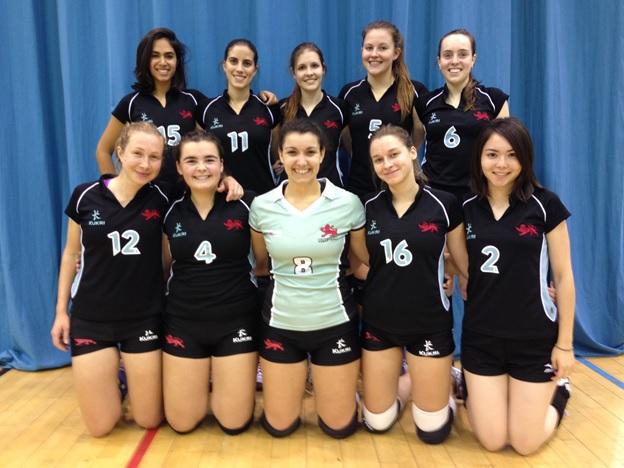 The Women's Team