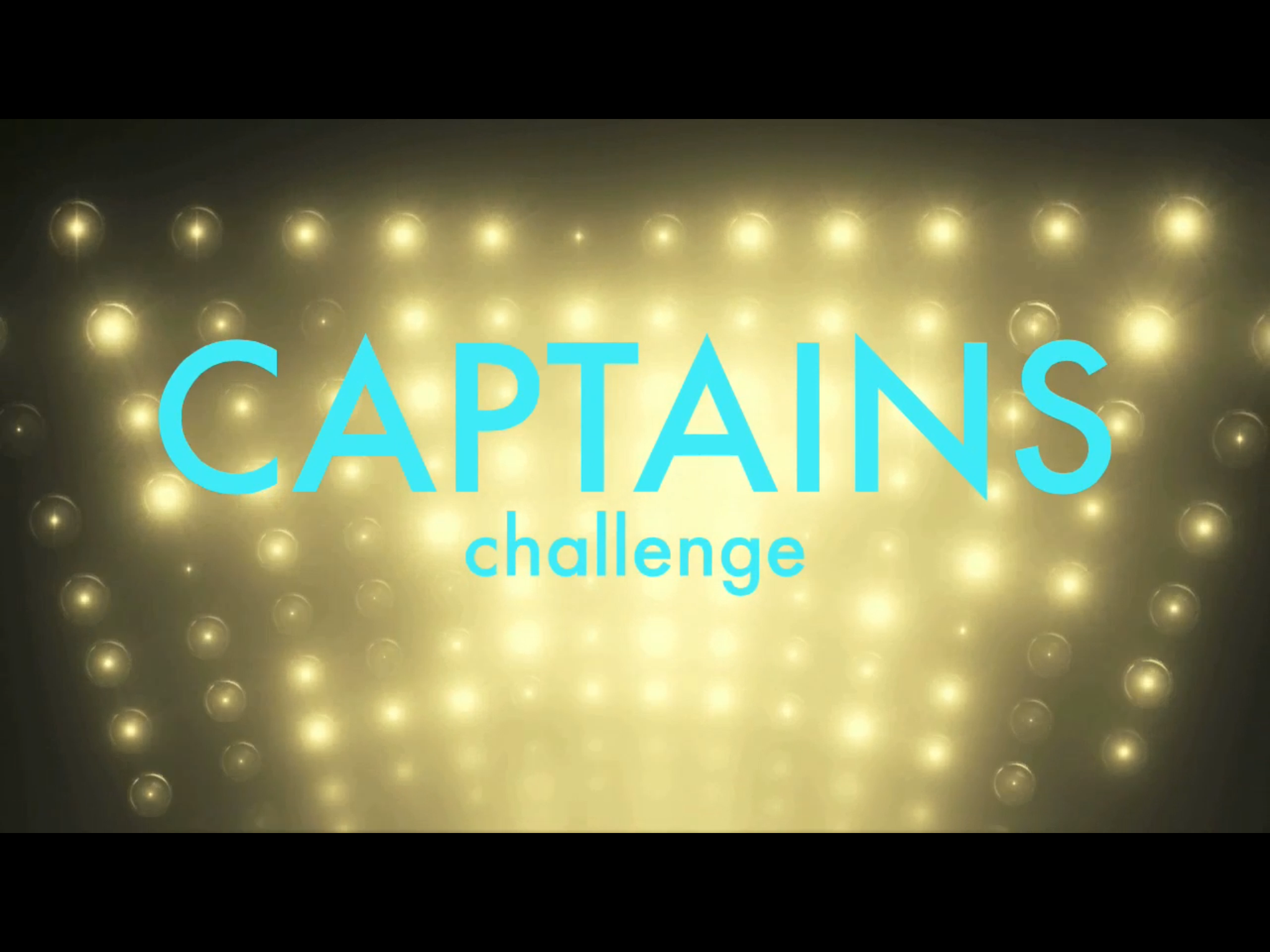 captains challenge