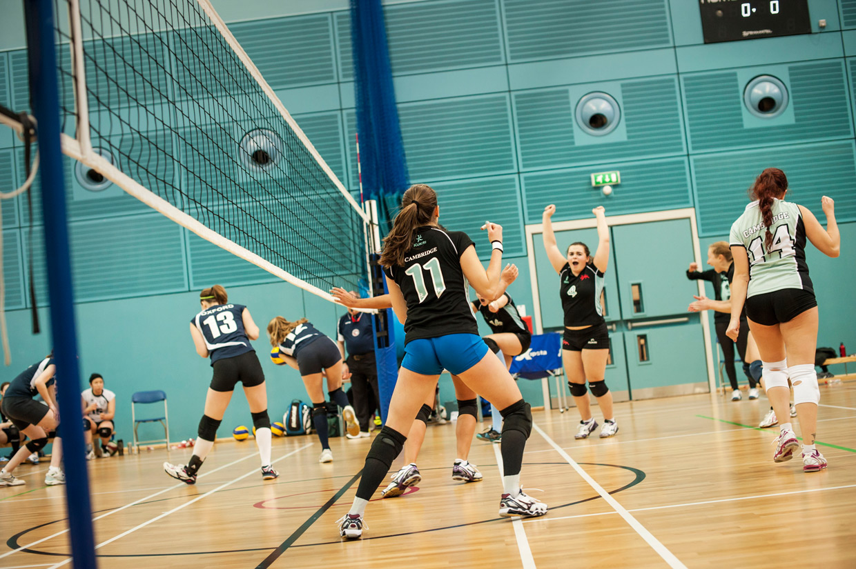 The Varsity game against Oxford is one of the highlights of the season for our players and spectators