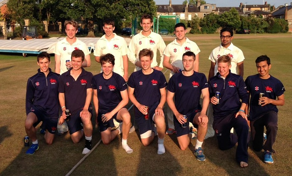 Varsity success for the Cambridge Cricket team - we must cherish this tradition