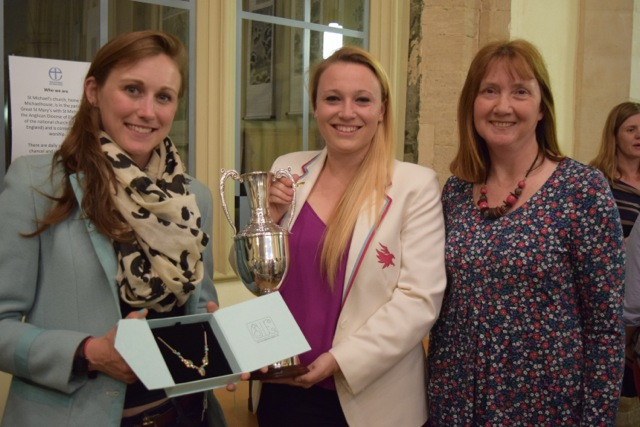 Caroline Reid shared the Osprey of the Year award for 2015 with Sophie Morrill, who we also interviewed last week