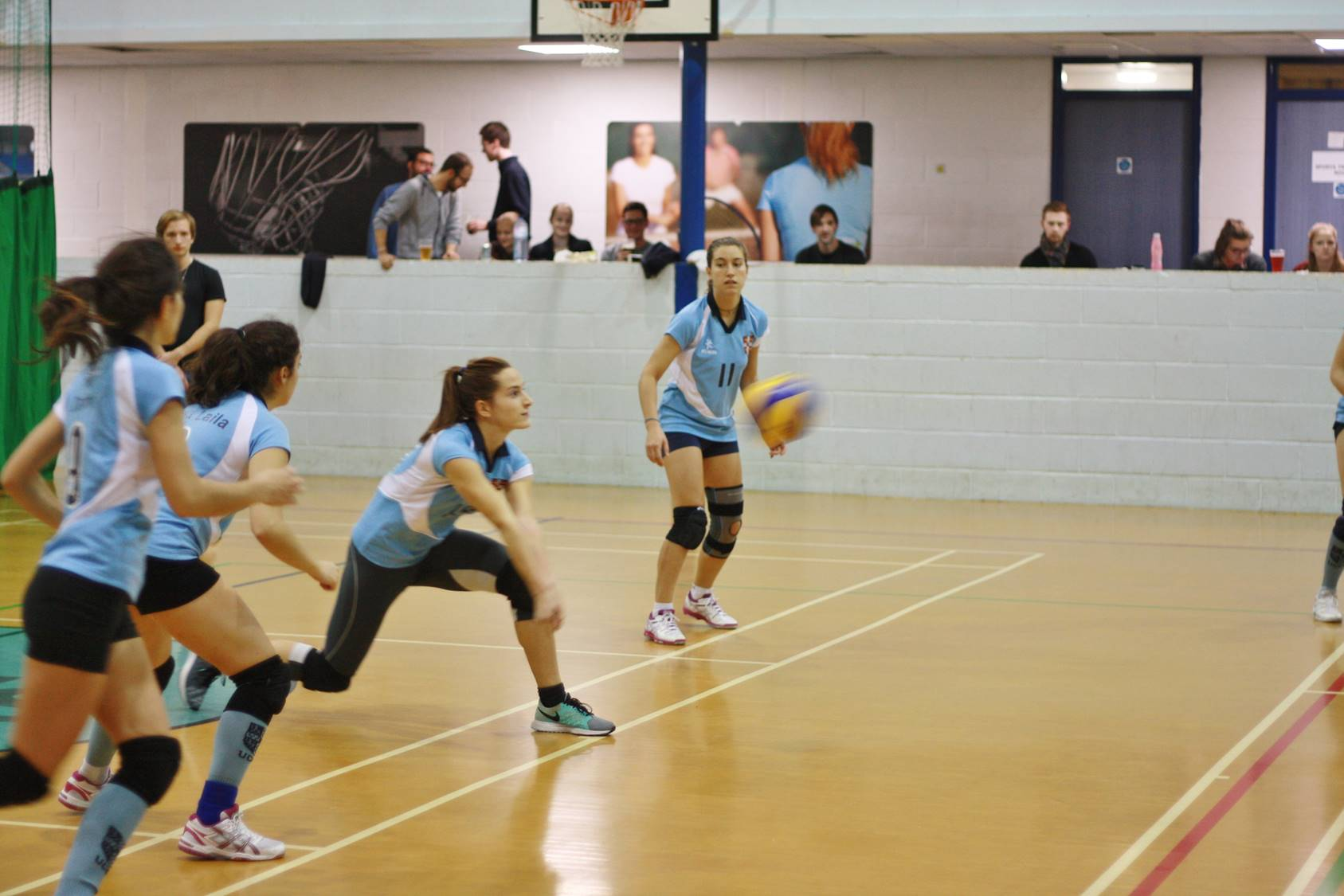 Volleyball CUVC