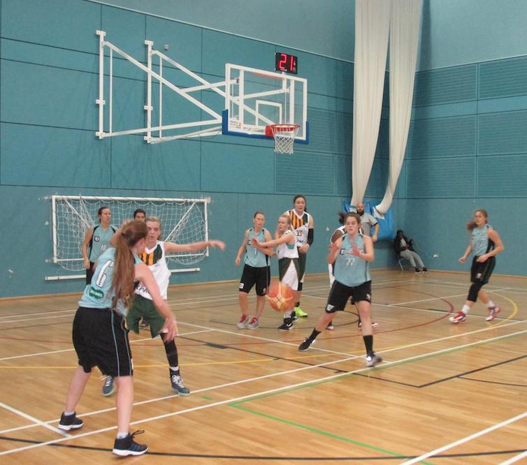 Basketball Nottingham