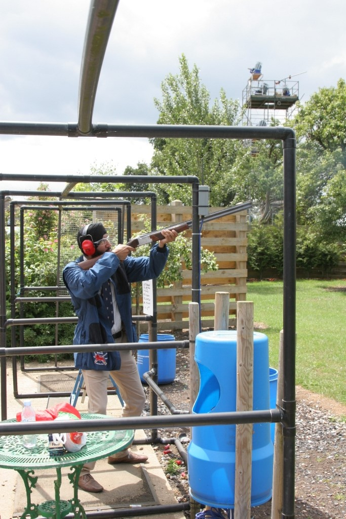 CUCPSC Clay Pigeon Shooting