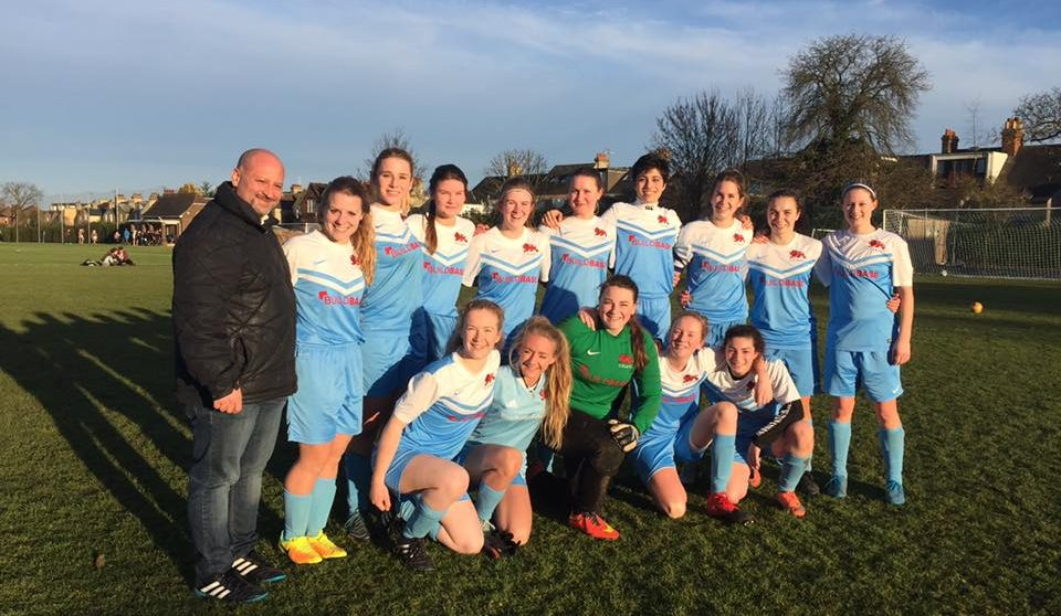 CUWAFC's Blues post-match