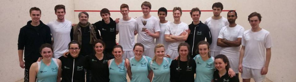 Squash 2nds/3rds