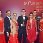 International Victories for CUDT in China