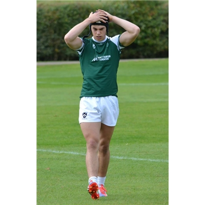 CURUFC U20s Captain Henry Moir (source)