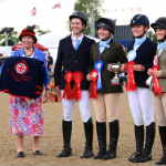 Equestrian Varsity Victory for the Second Year Running