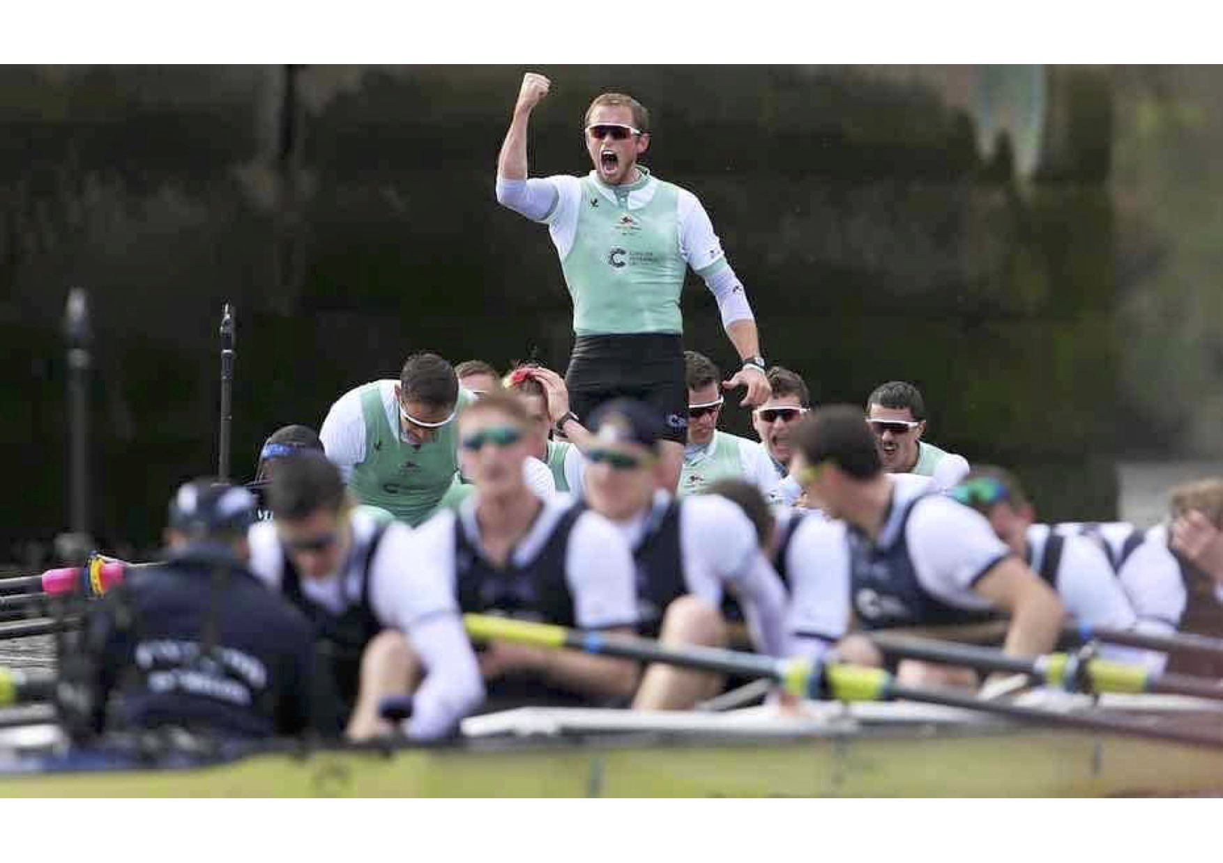 This year's men's team will be looking to replicate their dramatic victory in 2016 (photo credit: The Guardian)