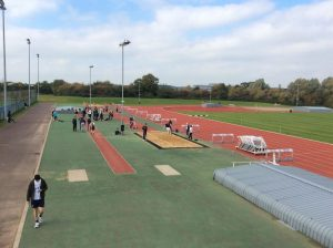 Athletics Autumn Cuppers 2017 (Credit: CUAC)