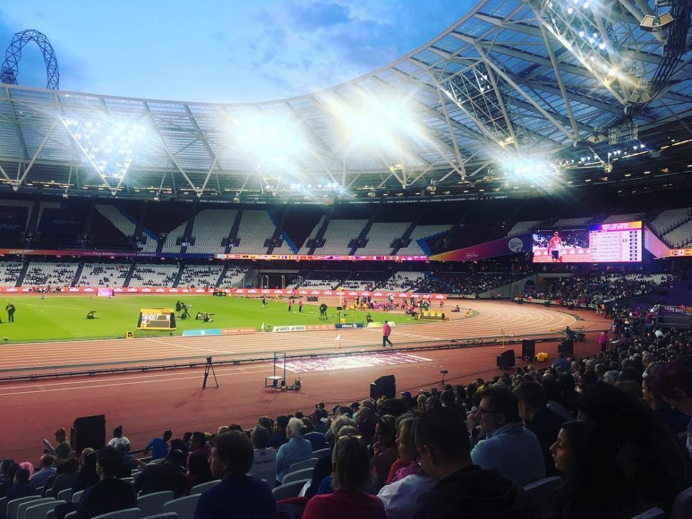London 2017: Sizeable crowds turned out for the World Para Athletics Championships