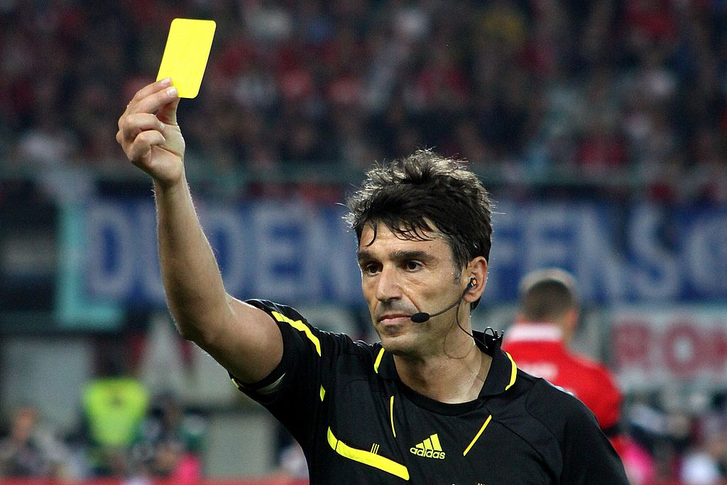 Massimo Busacca has been head of FIFA's Referees since 2011 (Credit: Steindy)