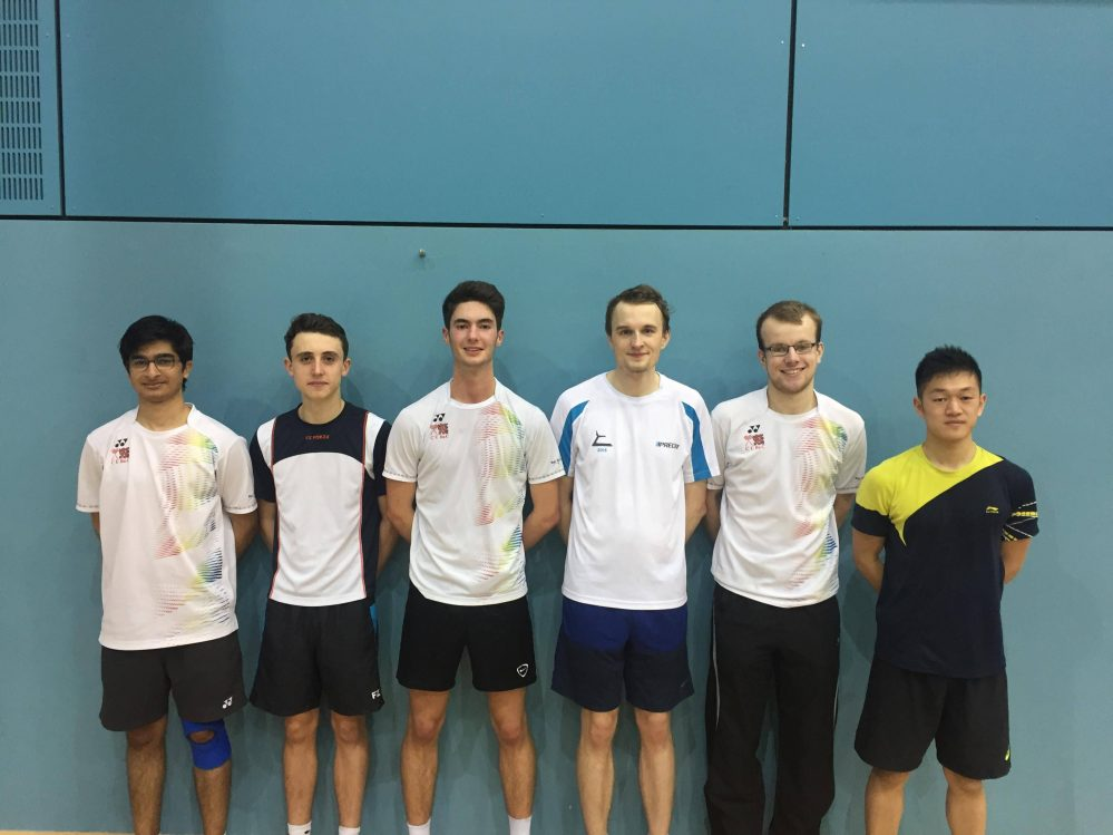 The Badminton firsts (Credit: Tom Wade)