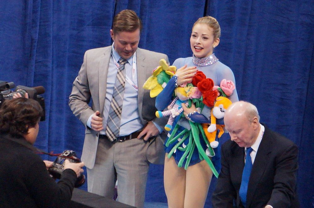Gracie Gold (Credit: nabechiko29 (Flickr: U.S. Championships Ladies FS/VC) [CC BY-SA 2.0 (https://creativecommons.org/licenses/by-sa/2.0)], via Wikimedia Commons