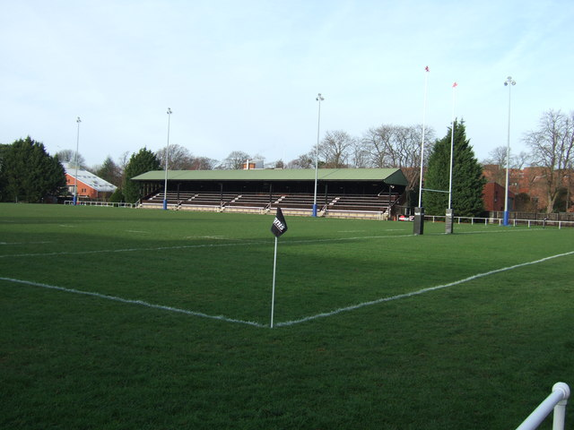 University Rugby Ground, home of CURUFC (Credit: Richard Humphreys)