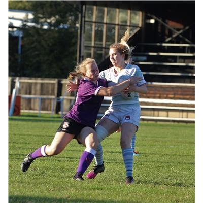 60ca276e Cambridge Women finish the term unbeaten in BUCS with victory over ...