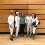 Modern Pentathlon Novice Varsity Results